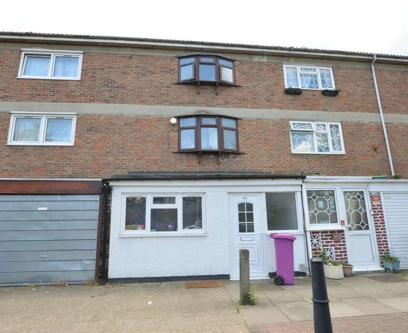 6 Bedrooms Terraced House for sale in Bancroft Road, Mile End, London, E1 4BU