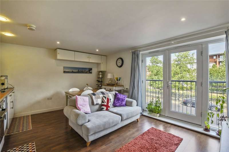 1 Bedroom Flat for sale in Eastside Mews, Bow, London, E3
