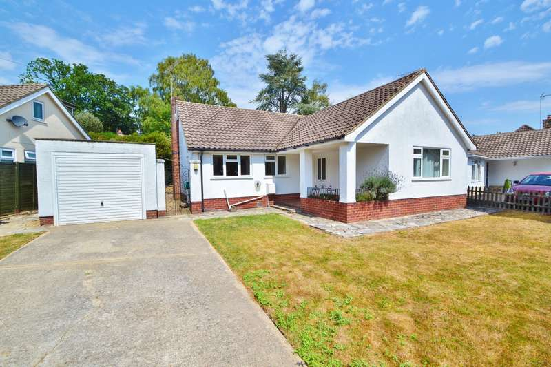 3 Bedrooms Bungalow for sale in Chandlers Ford