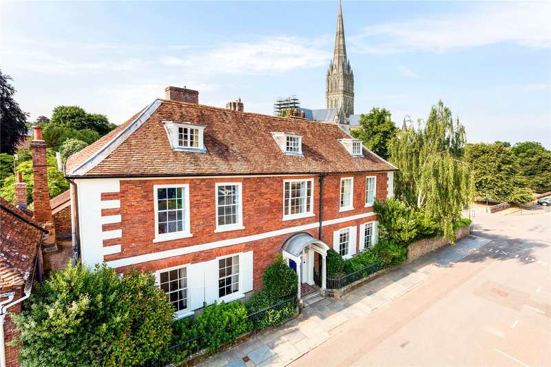 6 Bedrooms Detached House for sale in The Close, Salisbury, Wiltshire, SP1