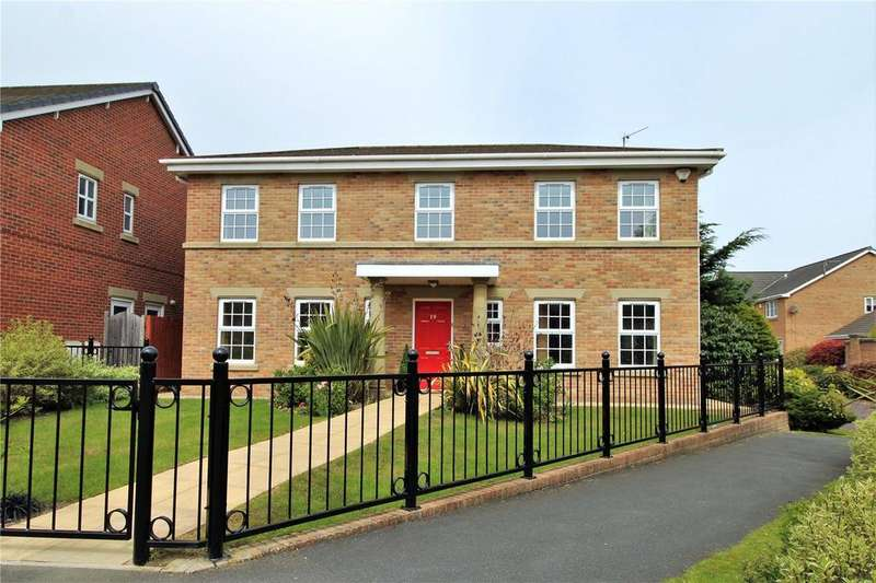 4 Bedrooms Detached House for sale in Victory Boulevard, Lytham Quays, Lytham, FY8
