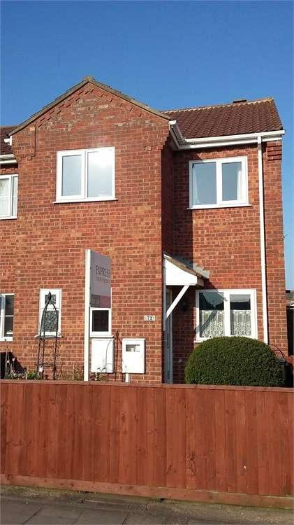 3 Bedrooms End Of Terrace House for sale in Seacroft Road, Mablethorpe, Lincolnshire