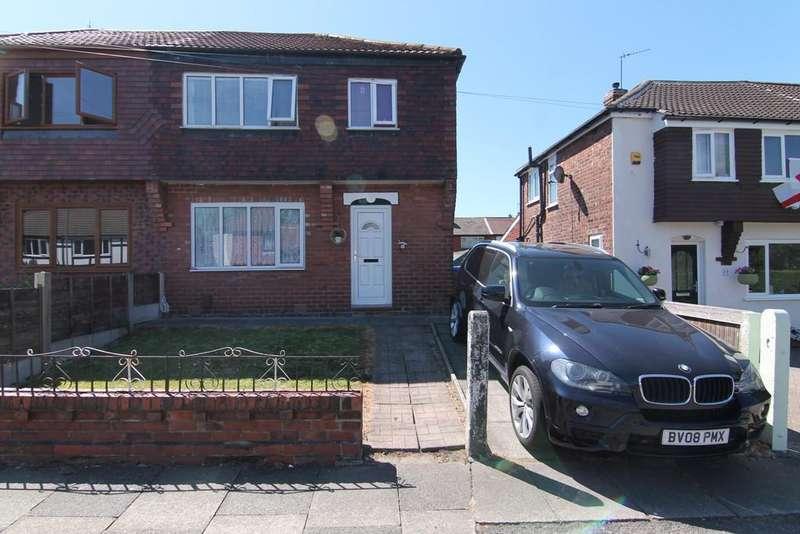 3 Bedrooms Semi Detached House for sale in Chestnut Avenue, Droylsden, Manchester