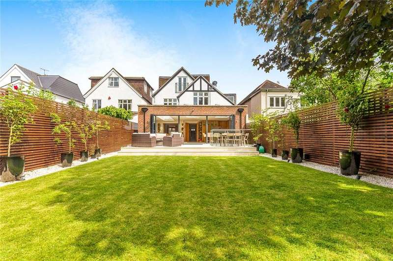 6 Bedrooms Detached House for sale in Lowther Road, Barnes, SW13