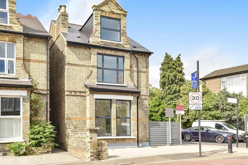 2 Bedrooms Flat for sale in Denmark Road, West Ealing