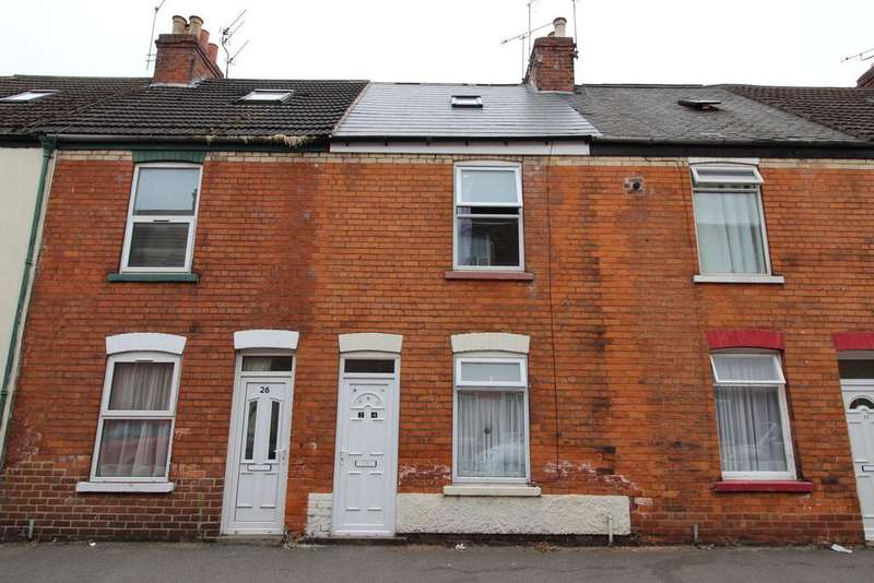 3 Bedrooms Terraced House for sale in Tower Street, Gainsborough
