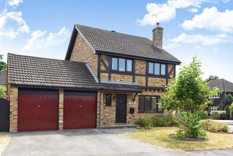 4 Bedrooms Detached House for sale in Martins Heron, Bracknell, RG12
