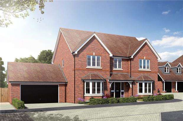 5 Bedrooms Detached House for sale in Orchard Grange, Barkham Road, Wokingham