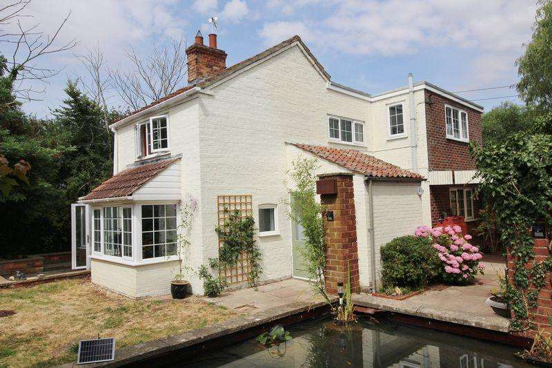 4 Bedrooms Detached House for sale in Holmfield Lane, Orby, Near Skegness