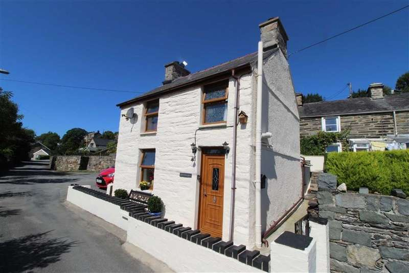 2 Bedrooms Cottage House for sale in Penrhyndeudraeth