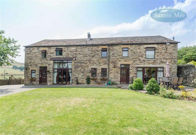 5 Bedrooms Barn Conversion Character Property for sale in Storrs, Stannington, Sheffield, S6