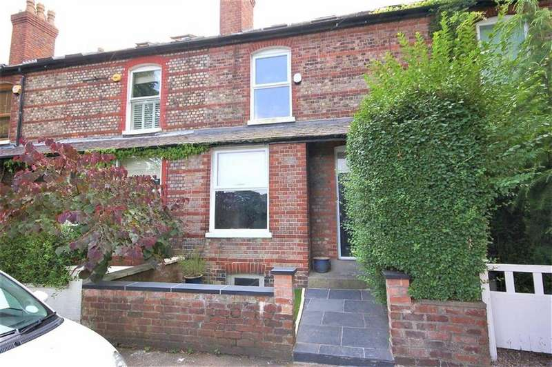 4 Bedrooms Terraced House for sale in Perrygate Avenue, West Didsbury, Manchester, M20