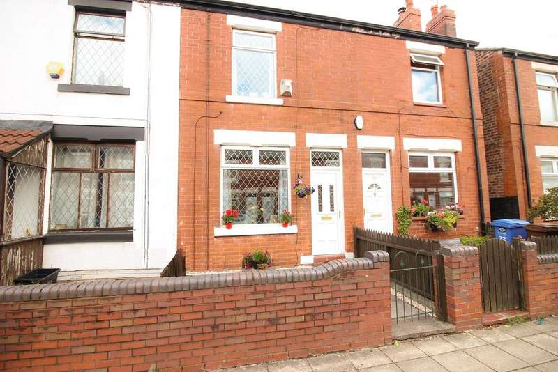 2 Bedrooms Terraced House for sale in Caistor Street, Portwood, Stockport, SK1