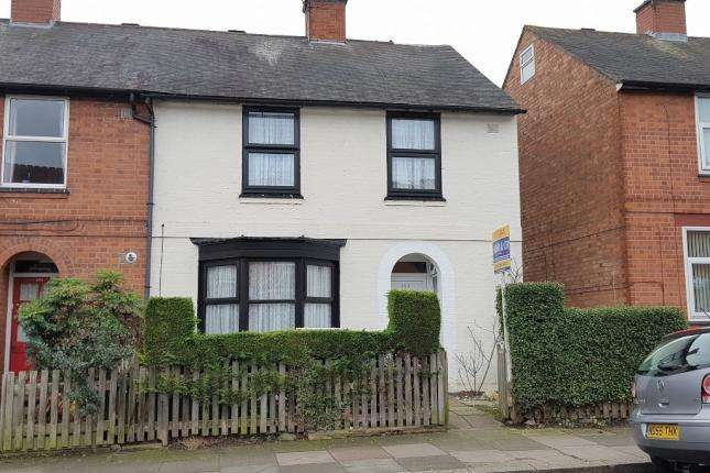 3 Bedrooms Semi Detached House for sale in Kimberley Road , Leicester LE2