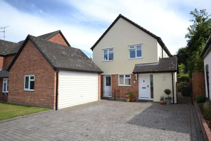 4 Bedrooms Detached House for sale in Carson Road, Billericay, Essex, CM11