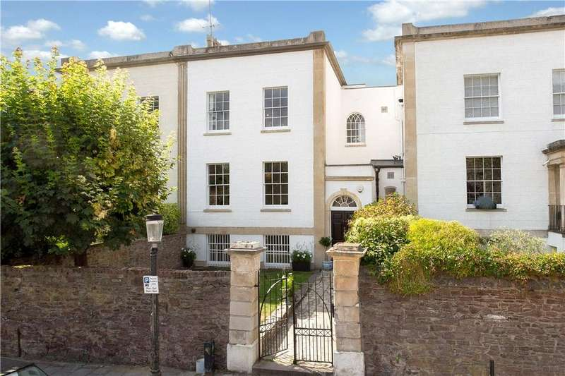 5 Bedrooms Terraced House for sale in Richmond Hill, Clifton, Bristol, BS8