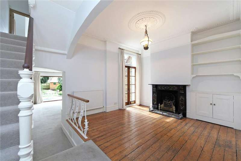 3 Bedrooms Terraced House for sale in Niton Street, London, SW6