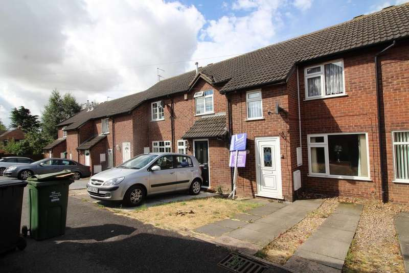 2 Bedrooms Terraced House for sale in Danvers Lane, Shepshed