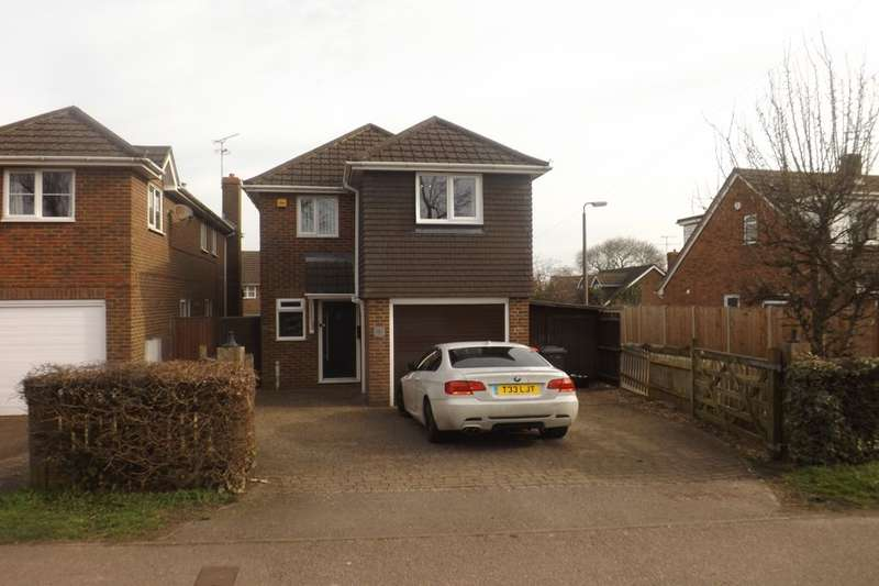 3 Bedrooms Detached House for sale in Common Road, Kensworth, Dunstable, LU6