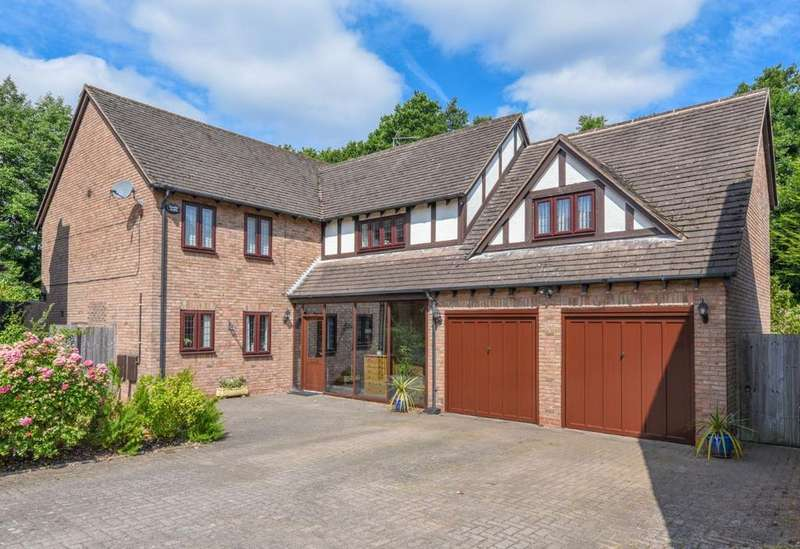 6 Bedrooms Detached House for sale in Sycamore Drive, Hollywood, B47