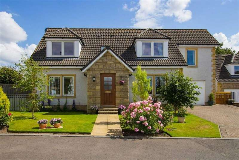 5 Bedrooms Detached House for sale in 5, Bains Brae, Star Of Markinch, Fife, KY7