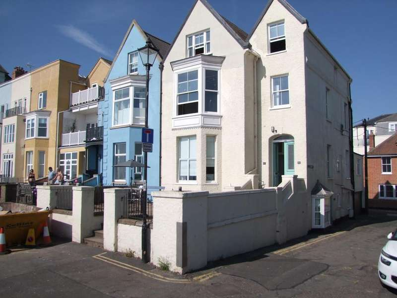 2 Bedrooms Ground Flat for sale in Hertford Place, Aldeburgh