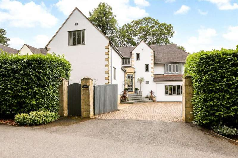 5 Bedrooms Detached House for sale in Wills Lane, Bristol, BS9