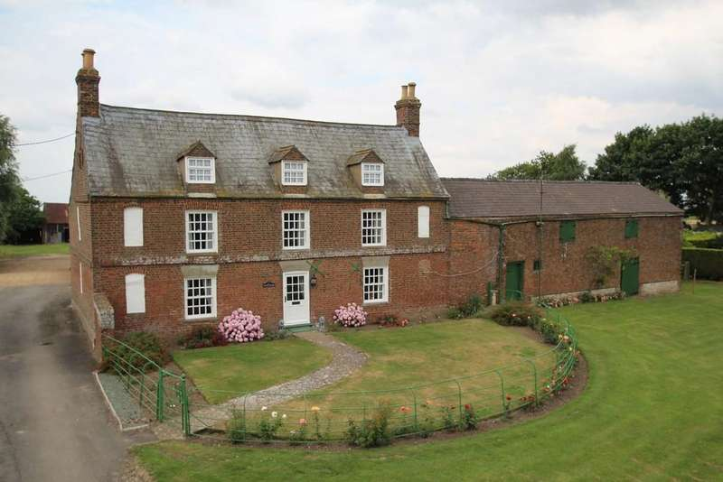 7 Bedrooms Farm House Character Property for sale in Main Road, Parson Drove, Wisbech