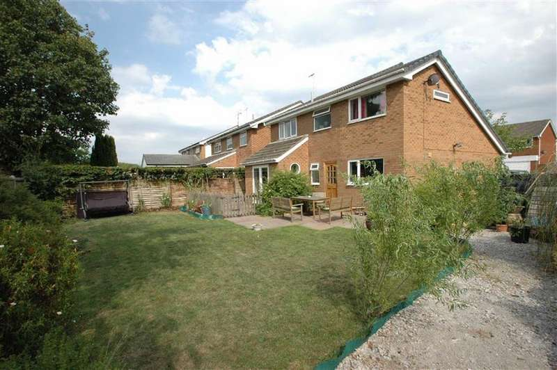 4 Bedrooms Detached House for sale in Fairholme Close, Saughall