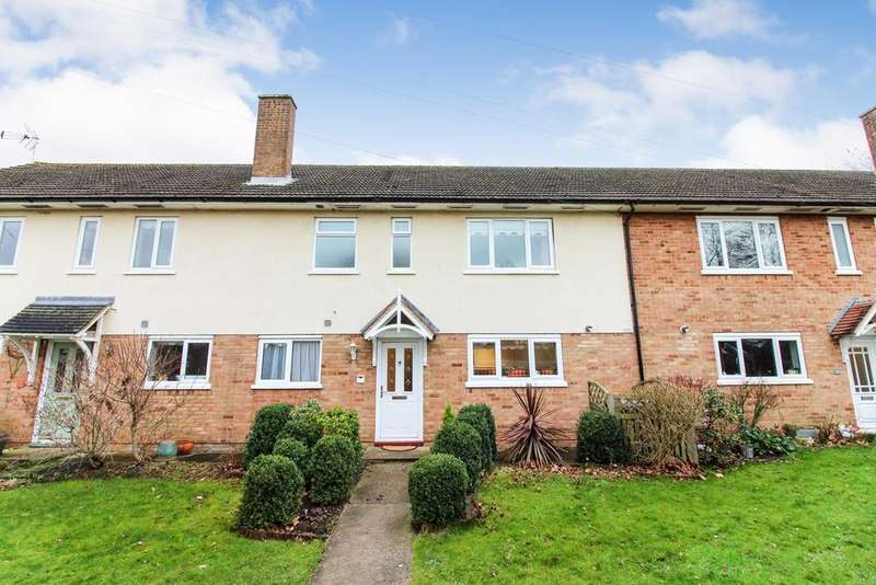3 Bedrooms Terraced House for sale in Eisenhower Place, Chicksands, SG17