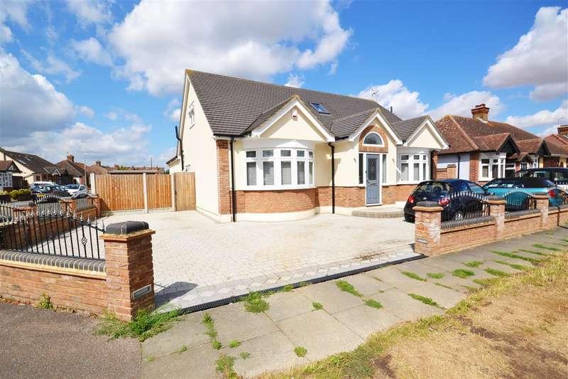 5 Bedrooms Detached Bungalow for sale in Gordon Road, Woodside