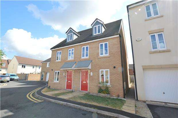 3 Bedrooms Semi Detached House for sale in Mulberry Crescent, Yate, BRISTOL, BS37 4FP