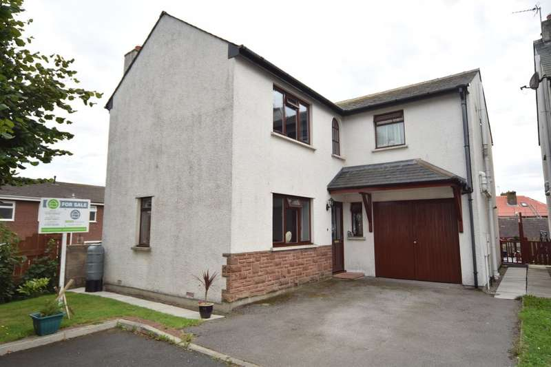 3 Bedrooms Detached House for sale in Fairways Drive, Walney, Barrow-in-Furness
