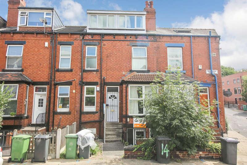 3 Bedrooms Terraced House for sale in Beechwood Terrace, Burley