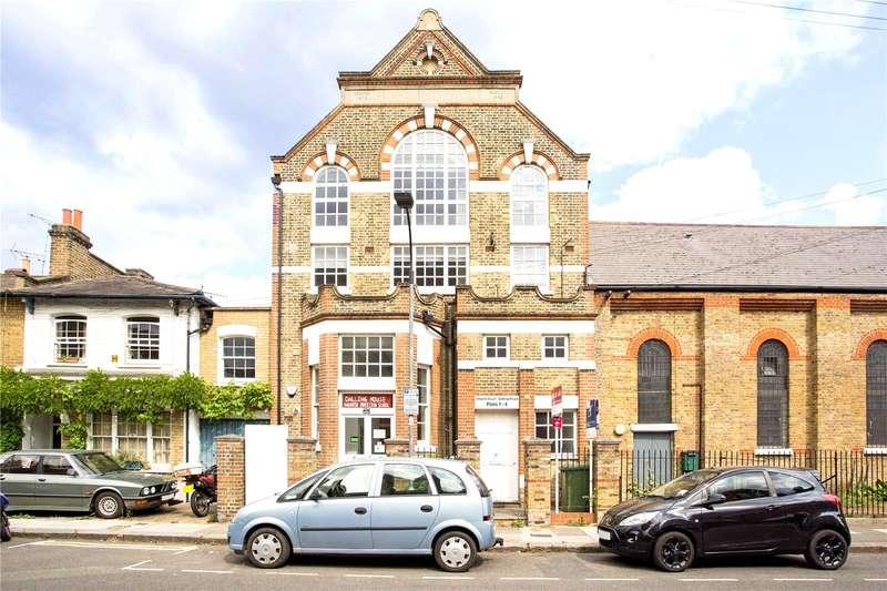 1 Bedroom Flat for sale in Dalling Road, London, W6