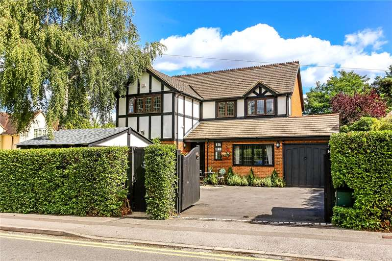 4 Bedrooms Detached House for sale in Charters Road, Sunningdale, Berkshire, SL5