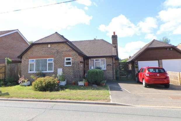 2 Bedrooms Bungalow for sale in Fletchings Upper Horsebridge, Hailsham, BN27