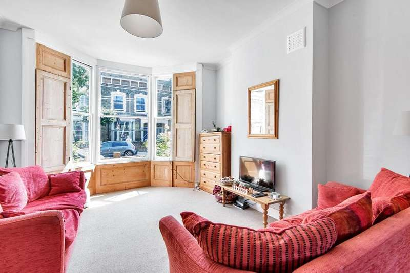 3 Bedrooms Terraced House for sale in Bayston Road, Stoke Newington
