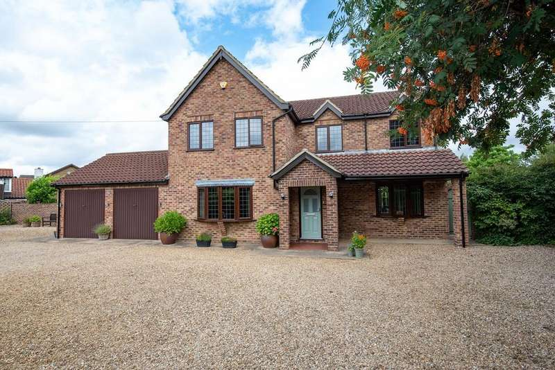 4 Bedrooms Detached House for sale in Chapelgate, Gedney, PE12