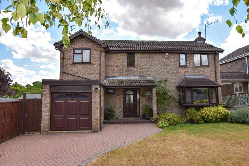 4 Bedrooms Detached House for sale in Springfield Road, Wilbarston