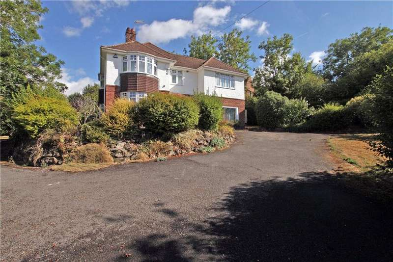 4 Bedrooms Detached House for sale in Long Hedge, Lambourn, Hungerford, Berkshire, RG17
