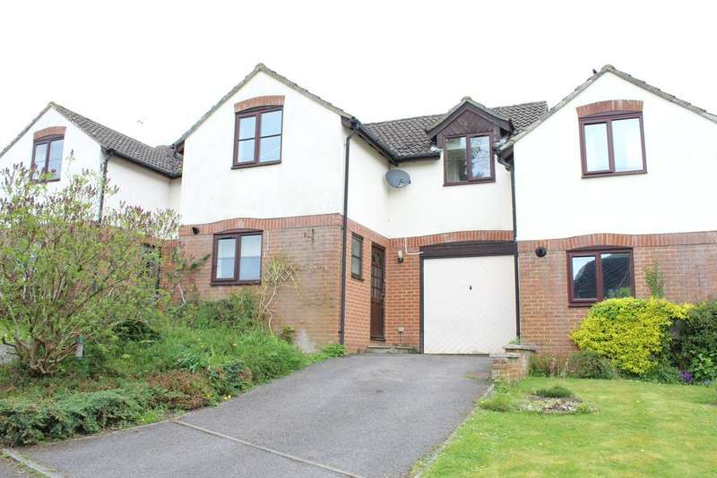 3 Bedrooms Semi Detached House for sale in Whitelocks Piece, Chilton Foliat RG17