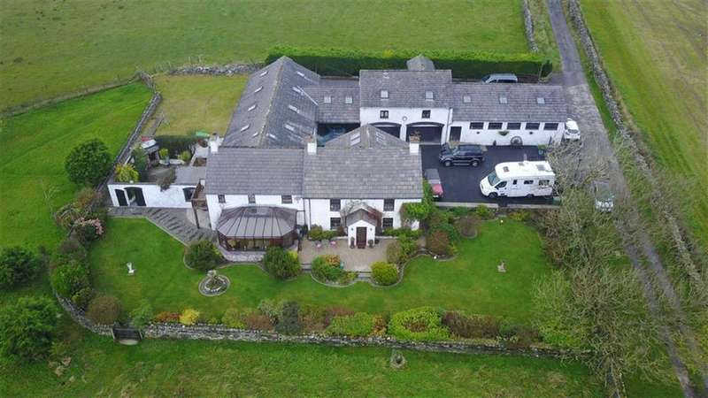 5 Bedrooms Detached House for sale in Pennington, Ulverston, Cumbria