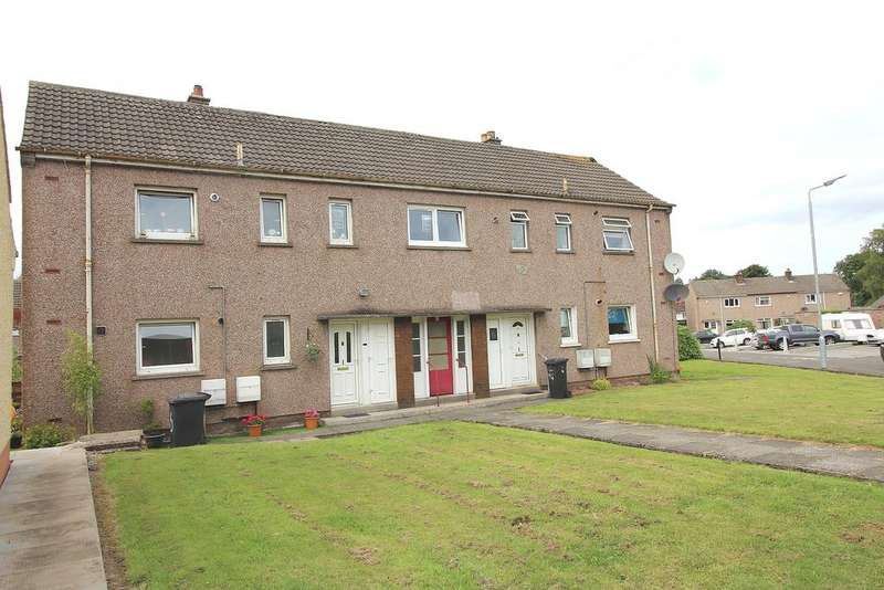 1 Bedroom Ground Flat for sale in MATHIESON WALK, BALLOCH G83