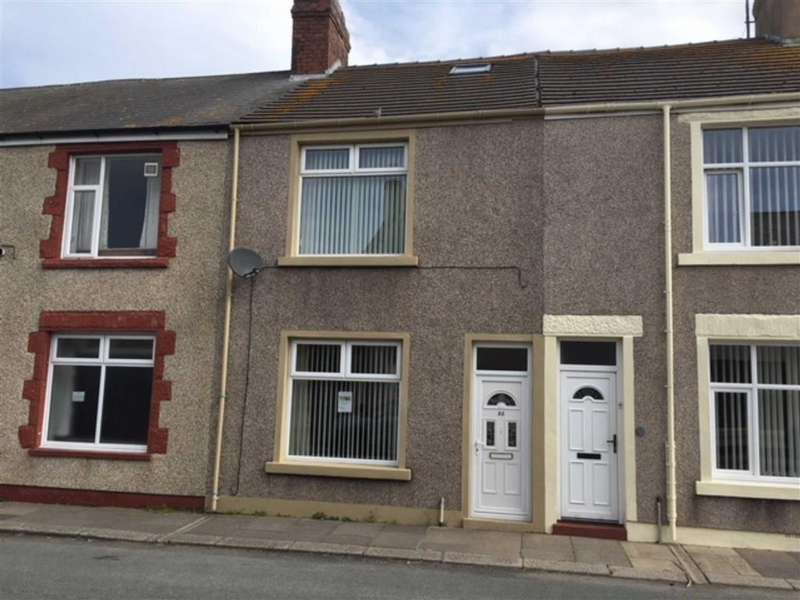 2 Bedrooms Terraced House for sale in Main Street, Haverigg, Cumbria