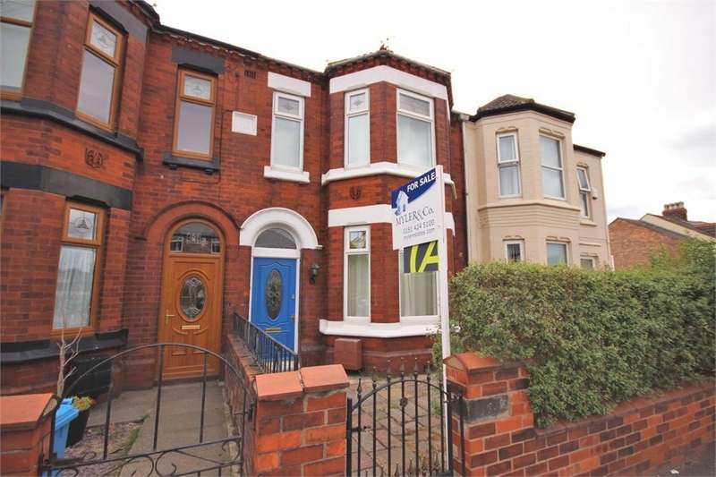3 Bedrooms Terraced House for sale in Peel House Lane, WIDNES, Cheshire