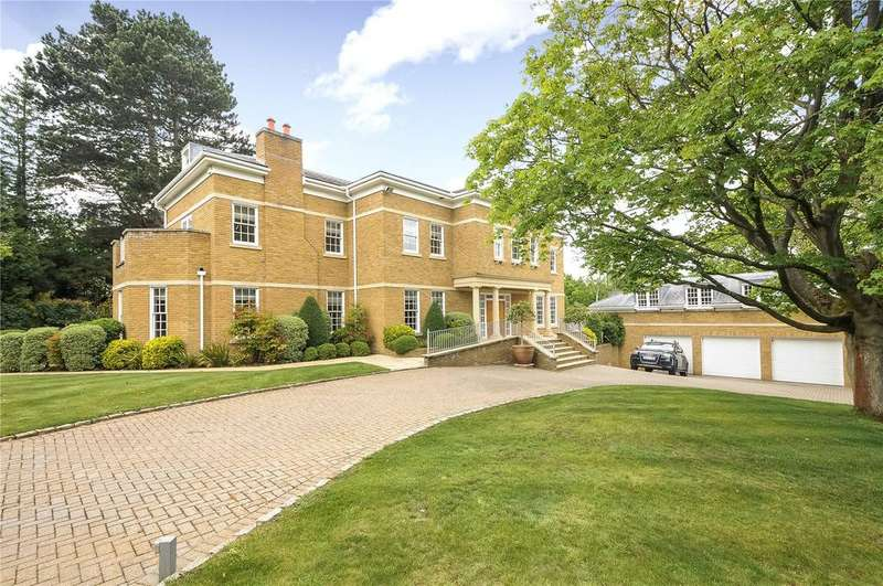 8 Bedrooms Detached House for rent in Titlarks Hill, Sunningdale, Berkshire