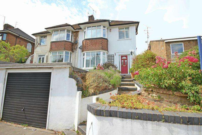 4 Bedrooms Semi Detached House for sale in Farley Hill, Luton