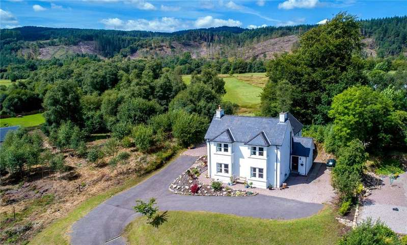 4 Bedrooms Detached House for sale in Solway House, 2 The Avenue, Inveraray, Argyll, PA32