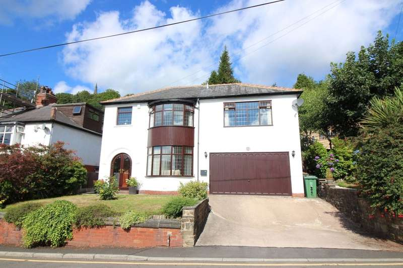 4 Bedrooms Detached House for sale in Dundee Lane, Ramsbottom, Bury, BL0